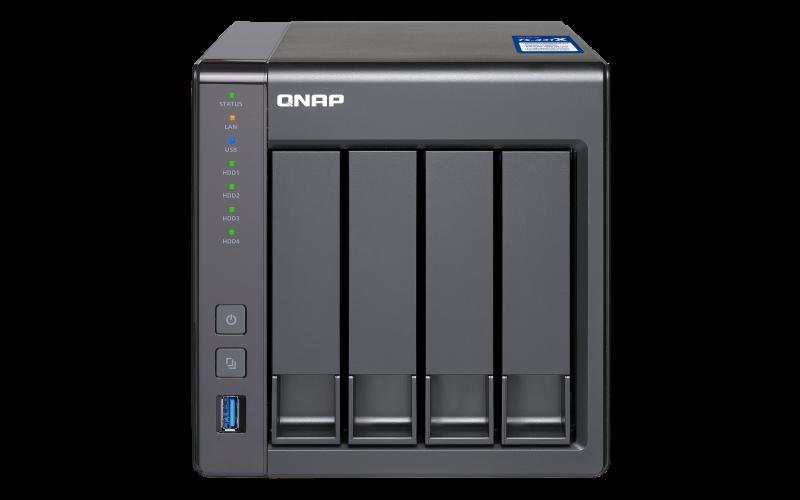 HD + Case QNAP TS-431X 24TB  - Rei dos HDs