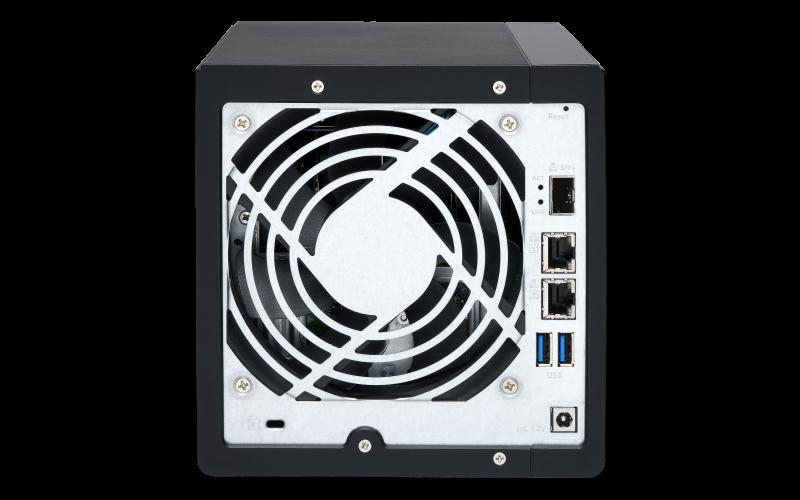 HD + Case QNAP TS-431X 32TB  - Rei dos HDs