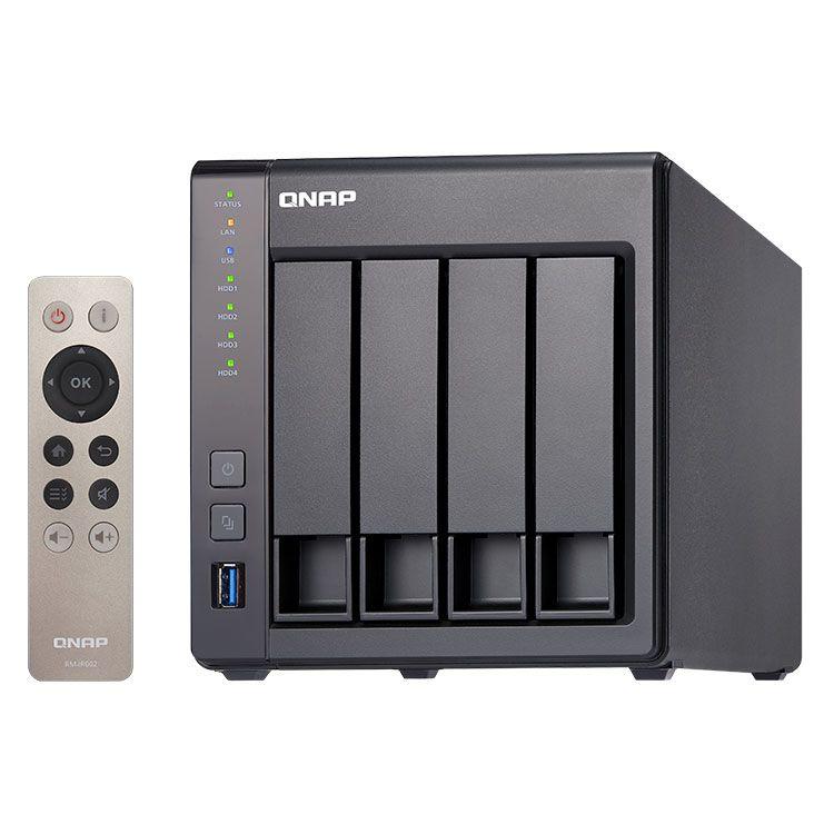 HD + Case QNAP TS-451+ 16TB  - Rei dos HDs
