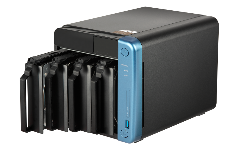 HD + Case QNAP TS-453Be 12TB  - Rei dos HDs