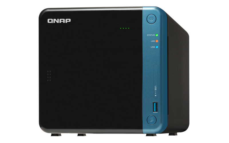 HD + Case QNAP TS-453Be 40TB  - Rei dos HDs