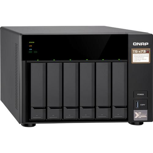 HD + Case Qnap TS-673 72TB  - Rei dos HDs