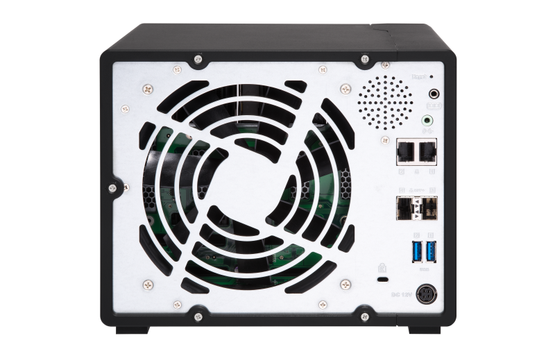 HD + Case QNAP TS-932X 10TB  - Rei dos HDs