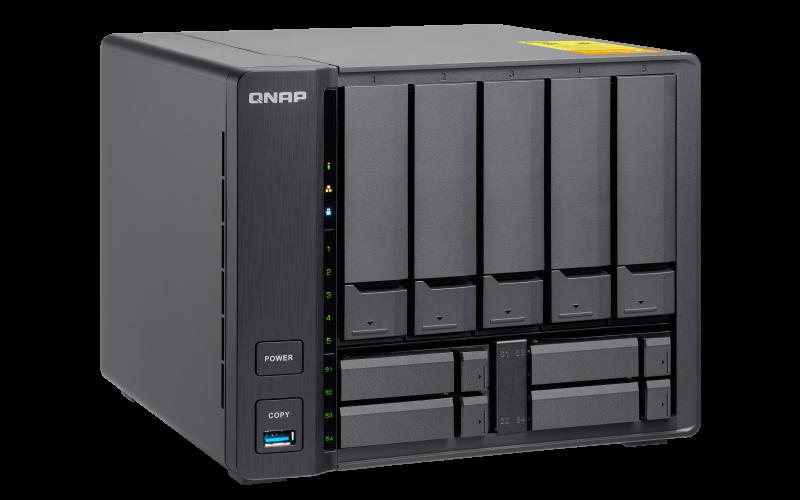 HD + Case QNAP TS-932X 30TB  - Rei dos HDs