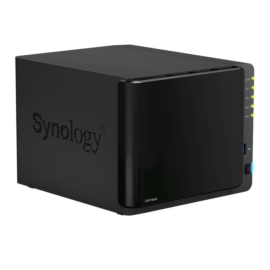 HD + Case Synology DS416play 12TB  - Rei dos HDs