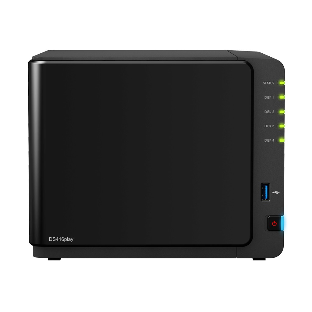HD + Case Synology DS416play 16TB  - Rei dos HDs