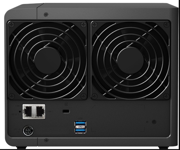 HD + Case Synology DS416play 20TB  - Rei dos HDs