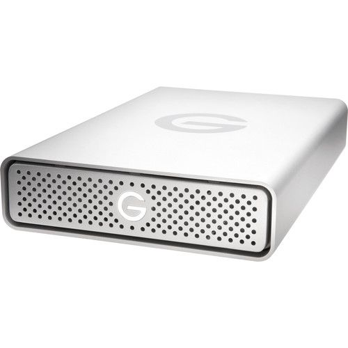HD G-Tech GDrive USB 3.0 4TB  - Rei dos HDs