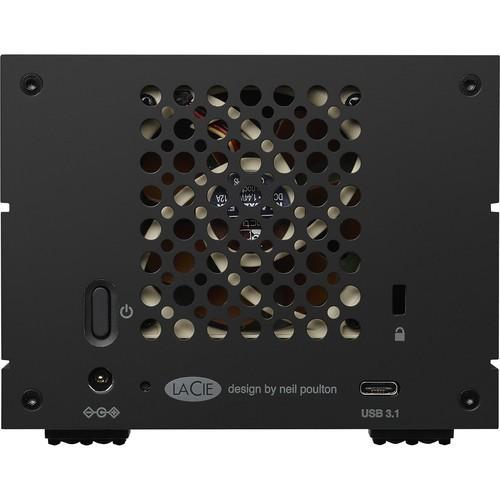 HD LaCie 2big RAID USB 3.1 12TB  - Rei dos HDs