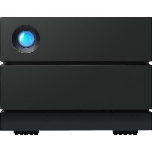 HD LaCie 2big RAID USB 3.1 28TB  - Rei dos HDs