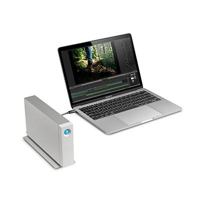 HD LaCie d2 Thunderbolt 3 8TB  - Rei dos HDs