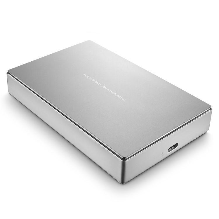 HD LaCie Porsche Design 5TB USB-C  - Rei dos HDs