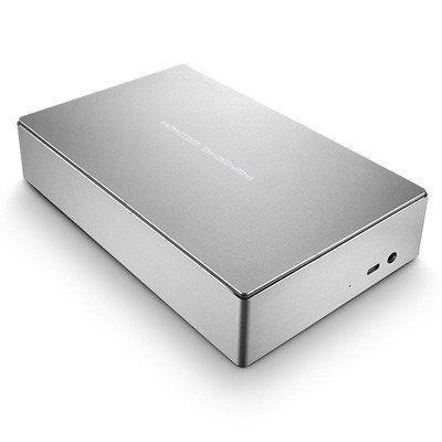 HD LaCie Porsche Design Desktop USB-C 4TB  - Rei dos HDs