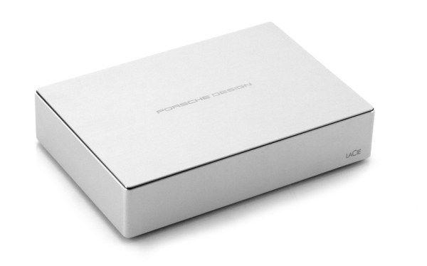 HD LaCie Porsche Design Desktop USB-C 6TB  - Rei dos HDs