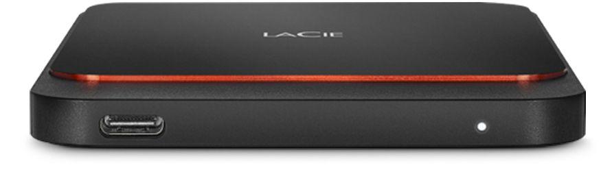 HD LaCie Portable SSD 1TB  - Rei dos HDs