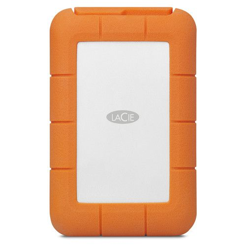 HD LaCie Rugged RAID Pro 4TB USB-C  - Rei dos HDs