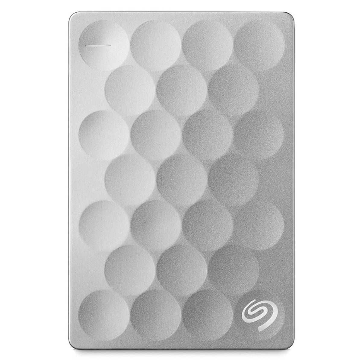 HD Seagate BackUp Plus Ultra Slim 2TB  - Rei dos HDs