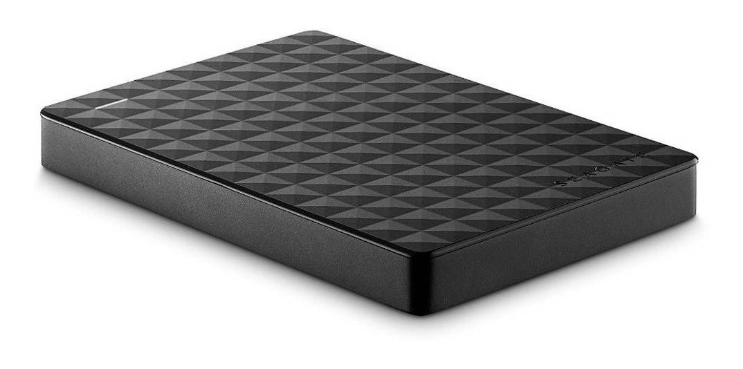HD Seagate Expansion Portátil New 5TB  - Rei dos HDs