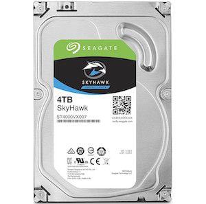 HD Seagate SkyHawk 4TB  - Rei dos HDs