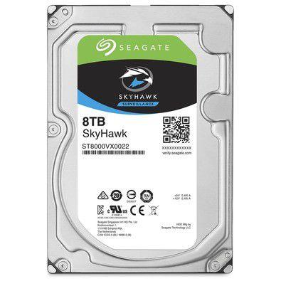 HD Seagate SkyHawk 8TB  - Rei dos HDs