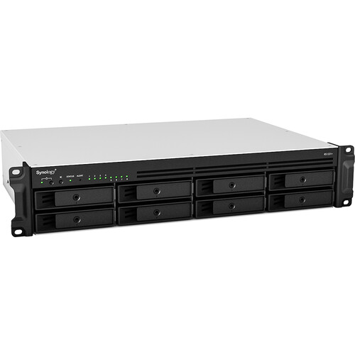 HD + Synology RackStation RS1221+ 8-Bay NAS 80TB  - Rei dos HDs