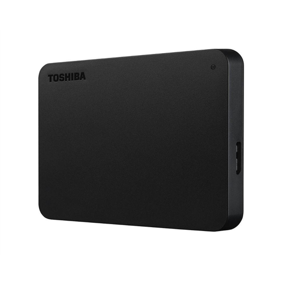 HD Toshiba Canvio Basics 4TB  - Rei dos HDs