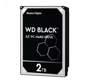 "HD WD Black 3.5"" 2TB   - Rei dos HDs"
