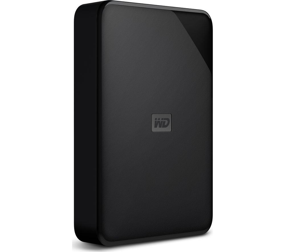 HD WD Elements SE 2TB  - Rei dos HDs