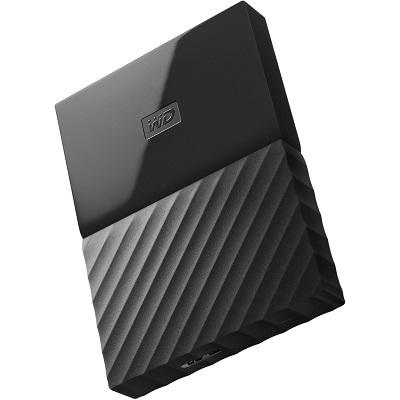 HD WD My Passport 1TB Preto  - Rei dos HDs