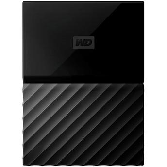 HD WD My Passport 2TB Preto - Rei dos HDs