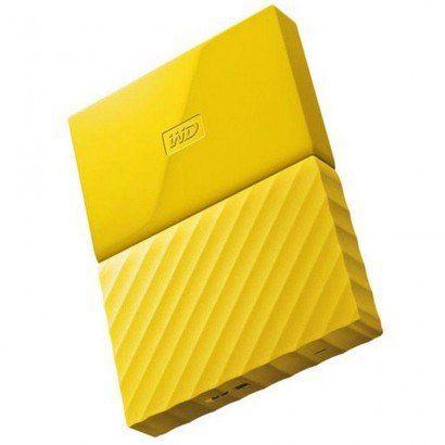 HD WD My Passport 4TB Amarelo  - Rei dos HDs
