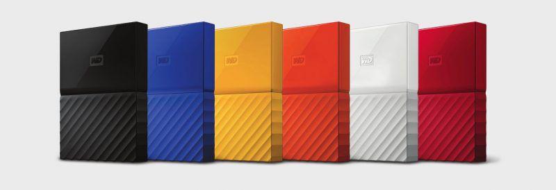 HD WD My Passport 4TB Laranja  - Rei dos HDs