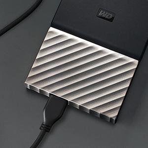 HD WD My Passport Ultra 2TB Gray  - Rei dos HDs