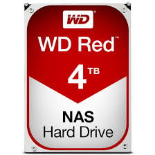 """HD WD Red 3.5"""" 4TB  - Rei dos HDs"""