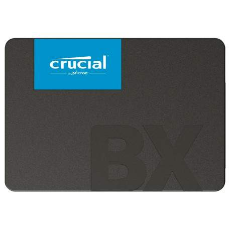 SSD Crucial BX500 240GB  - Rei dos HDs