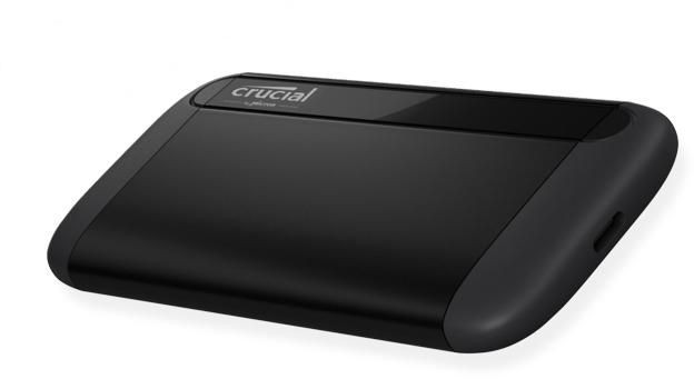 SSD Crucial X8 Portable 500GB  - Rei dos HDs