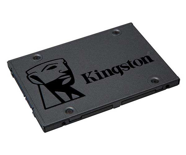 SSD Kingston A400 240GB - Rei dos HDs