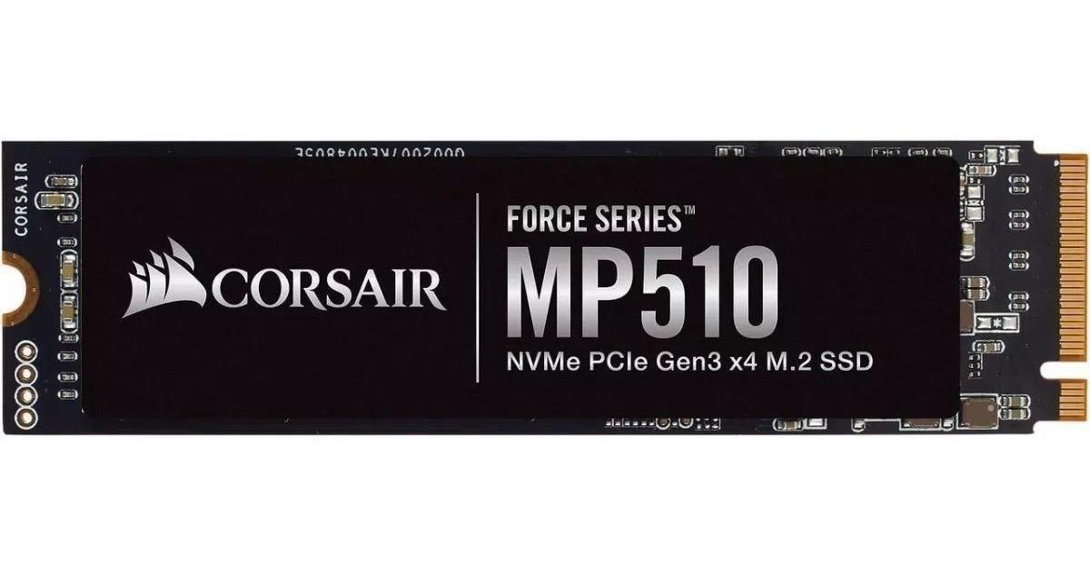 SSD M.2 Corsair MP510 240GB  - Rei dos HDs