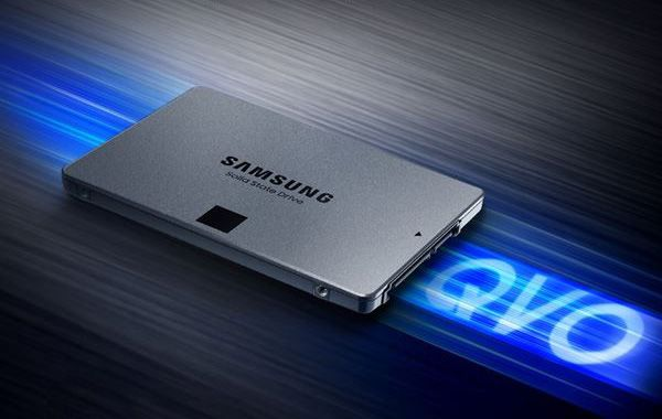 SSD Samsung 860 QVO 1TB  - Rei dos HDs