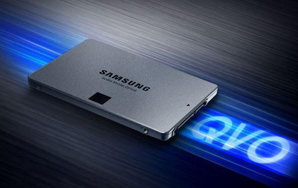 SSD Samsung 860 QVO 2TB  - Rei dos HDs