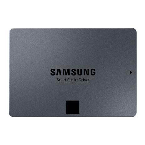 SSD Samsung 870QVO 1TB  - Rei dos HDs