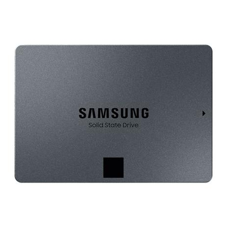 SSD Samsung 870QVO 4TB  - Rei dos HDs