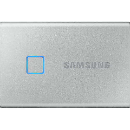SSD Samsung T7 Touch Portable 1TB  - Rei dos HDs
