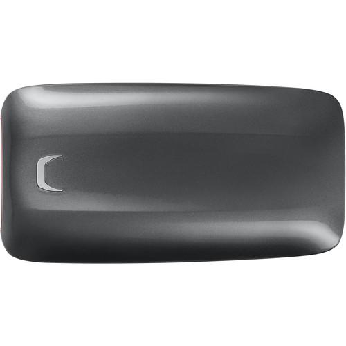 SSD Samsung X5 Portable SSD 2TB  - Rei dos HDs