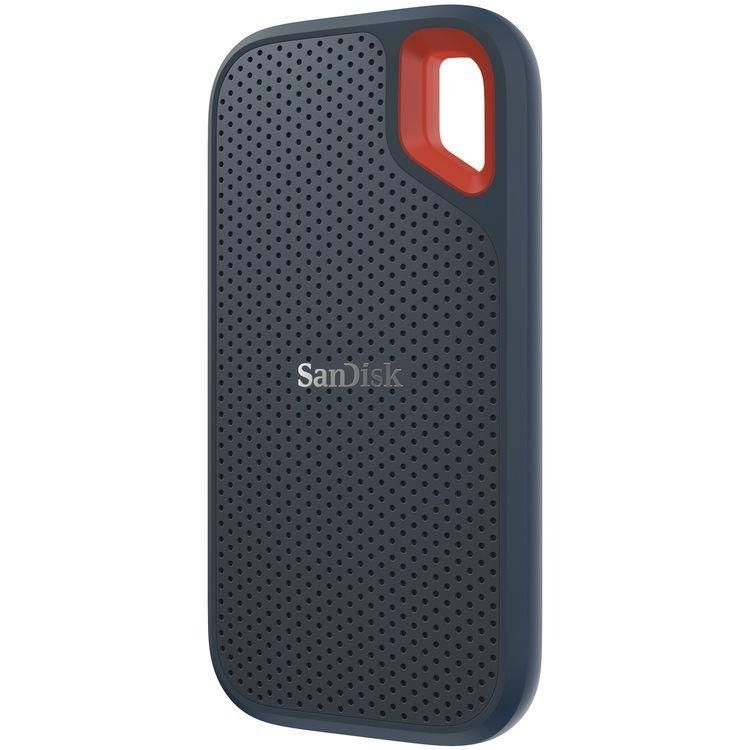 HD SanDisk Extreme Portable SSD 250GB  - Rei dos HDs