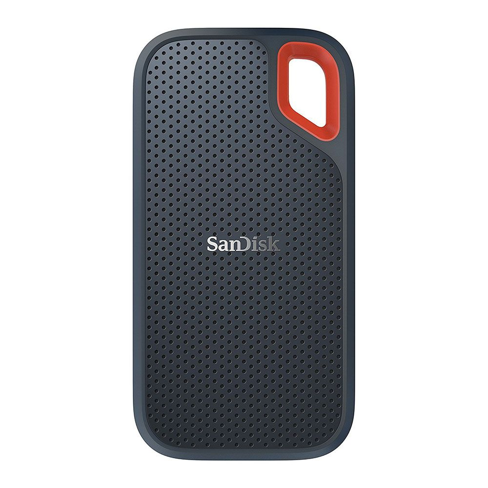 HD SanDisk Extreme Portable SSD 500GB  - Rei dos HDs