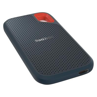 SSD SanDisk Extreme Portable SSD 500GB  - Rei dos HDs