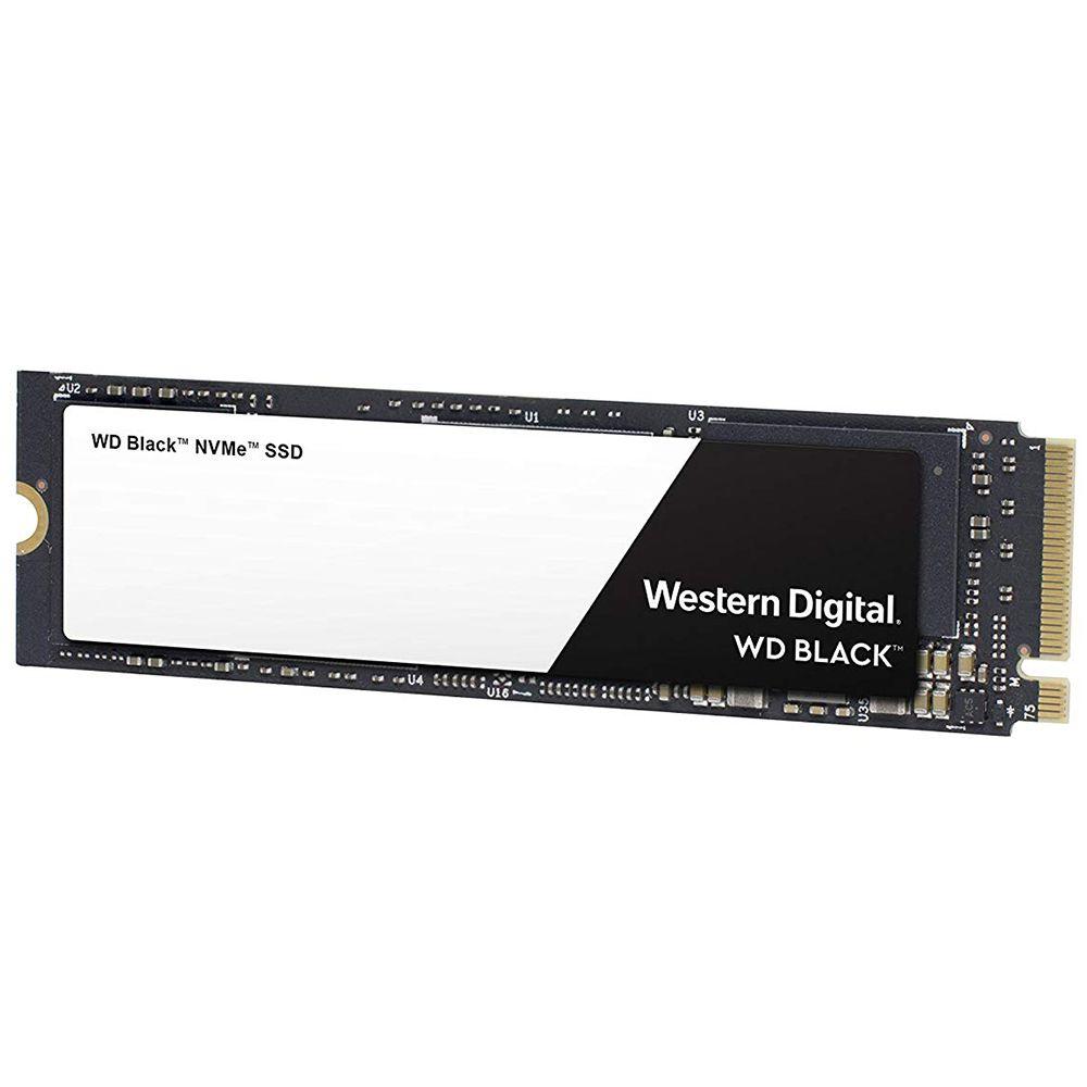 SSD WD Black M2 PCIe 500GB   - Rei dos HDs