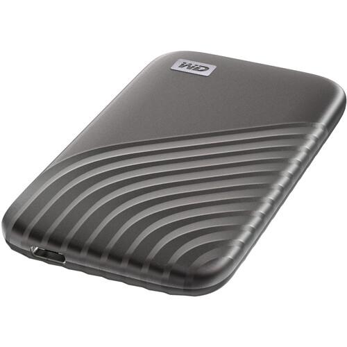 SSD WD My Passport 500GB  - Rei dos HDs