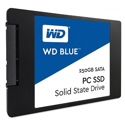 SSD WD Blue 500GB  - Rei dos HDs